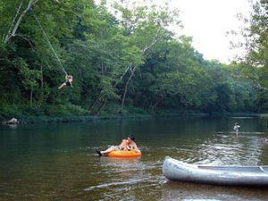 Mountain Creek Campground & Canoe Rental - Eldridge MO