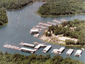 Orleans Trail Resort and Marina - Stockton MO