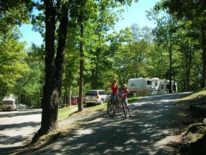 Compton Ridge Campground - Branson MO
