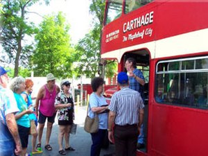Big Red Barn RV Park - Carthage MO
