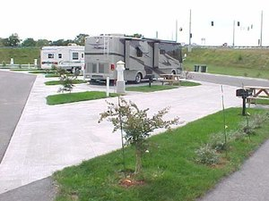 RVExpress RV Park - Marshfield MO