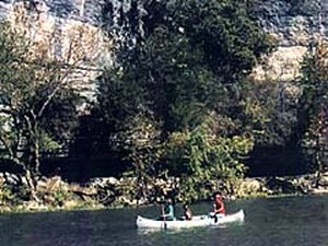 Elk River Floats Wayside Campground - Noel MO