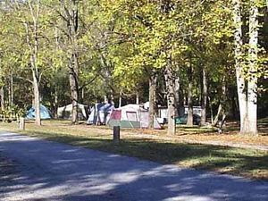 Tuckaleechee Campground - Townsend TN