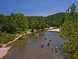 Eminence Canoes, Cottages & Camp