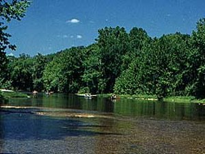 Jacks Fork Canoe Rental & Campground - Eminence MO