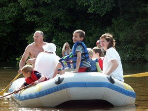 Bass' River Resort - Steelville MO