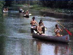 The Rafting Co - RV Resort - Steelville MO