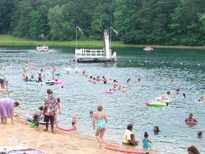 Paradise Lake Family Campground - Appomattox VA