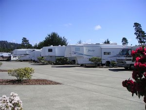 Pacific Pines RV Park - Florence OR