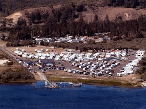 Osprey Point RV Resort - Lakeside OR