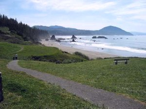 Port Orford RV Village - Port Orford OR