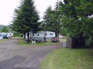 King Silver RV Park & Marina - Waldport OR