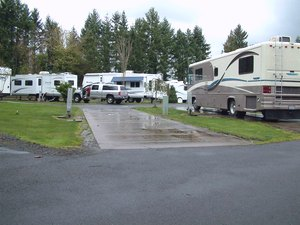Aurora Acres RV Park - Aurora OR