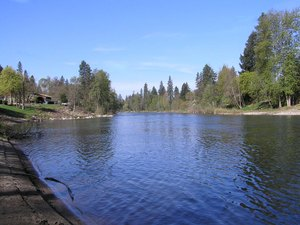 Riverpark RV Resort - Grants Pass OR