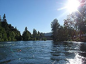 Rogue River RV Park - Shady Cove OR