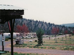 Sun Rocks RV Resort - Prineville OR
