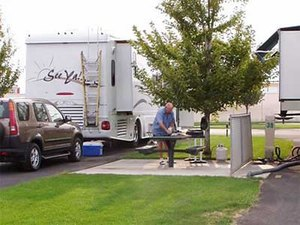 Pilot RV Park - Stanfield OR