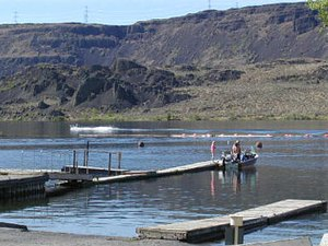 Coulee Playland Resort & RV Park - Electric City WA