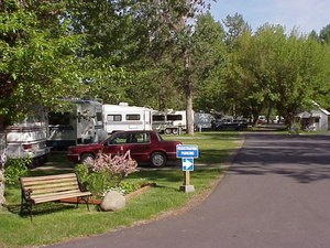 Riverbend RV Park - Twisp WA