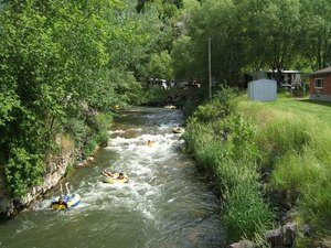 Rivers Edge RV & Camping - Lava Hot Springs ID