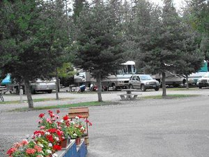 Whitefish RV Park - Whitefish MT