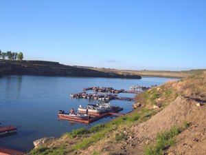Rock Creek Marina - Fort Peck MT