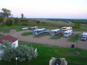 Cottonwood Inn & RV Park - Glasgow MT