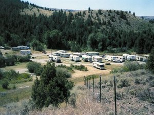 Virginia City RV Park - Virginia City MT