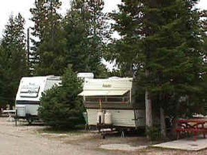 Wagon Wheel RV Campground - West Yellowstone MT