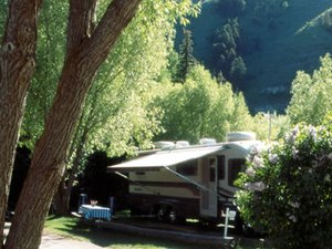 Jackson South / Snake River KOA - Jackson WY