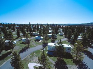 Yellowstone Park West KOA - West Yellowstone WY