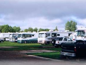Fort Bridger RV Park - Fort Bridger WY