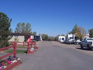 Casper East RV Park and Campground - Casper WY