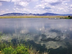 RV World Campground - Rawlins WY
