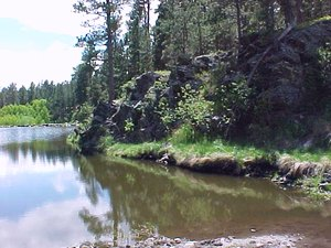 Echo Valley Park Campground/RV Park - Custer SD