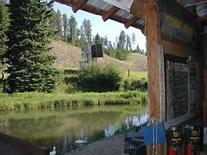 Fish'N Fry Campground - Deadwood SD