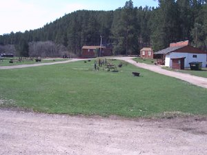 Whispering Pines Campground  & Lodging - Rapid City SD
