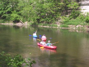 Chimney Rock Canoe Rental & Campground - Cresco IA