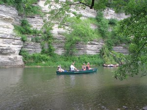 Upper Iowa Resort & Rental - Dorchester IA