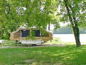 Bentonsport Campground - Keosauqua IA