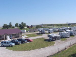 Crossroads RV Park - Mt Pleasant IA