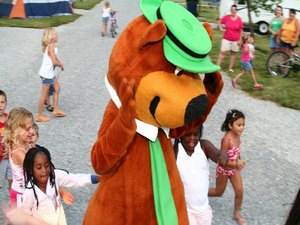 Yogi Bear's Jellystone Park - Indiana Beach - Monticello IN