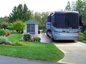 Traverse Bay RV Resort - Williamsburg MI