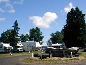 Hopkins Park Campground - Bear Lake MI