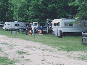 Leisure Time Campground - Irons MI