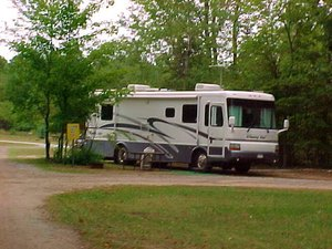 Rapid River Campground - Mancelona MI