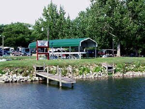 InSta Launch Campground & Marina - Manistee MI