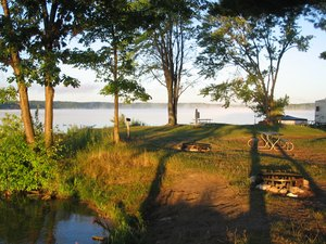 Northern Exposure Campground - Mesick MI