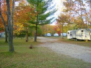 West Houghton Lake Campground - Houghton Lake MI