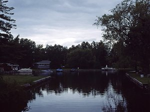 Indian River RV Resort & Campground - Indian River MI